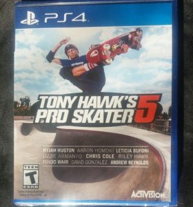 Tony Hawk's Pro Skater 5 PS4 Торг