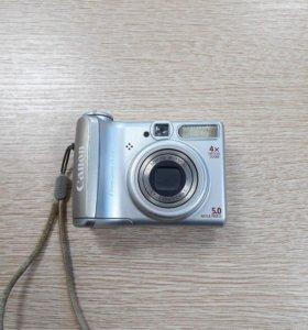 Фотоаппарат Canon PC1184