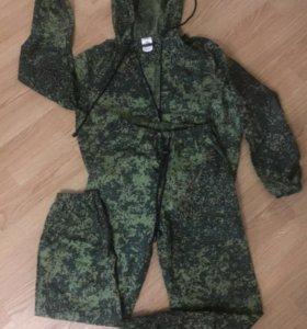 Военная форма ( камуфляж) подростковый