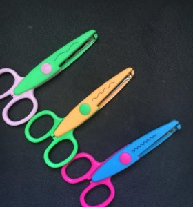 Фигурные ножницы
