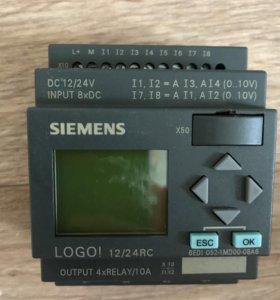 Логический модуль (контроллер) siemens