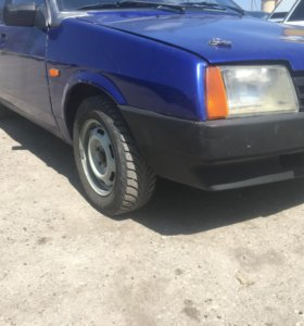 ВАЗ (Lada) 21099, 1993