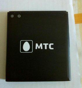 Батарея на МТС