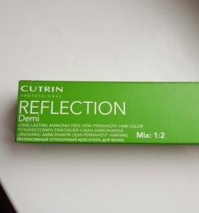 Новая краска для волос Cutrin reflection