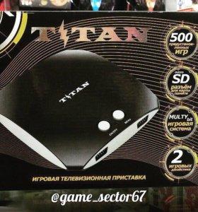 Игровая приставка Titan