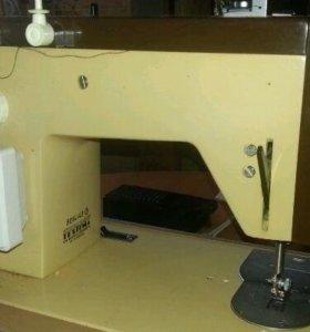 Немецкая швейная машинка