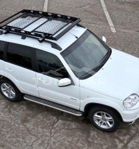 Экспедиционный багажник универсал 160х110 Барнаул