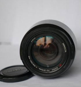 Minolta AF 70-210 mm f/3.5-4.5