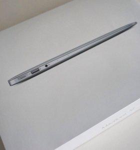 "MacBook Air 13"" новый гарантия MQD32RU/A Ростест"