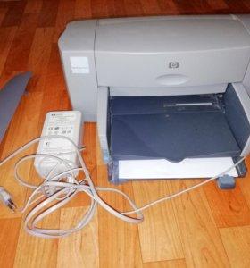 🔴🔴🔴📌Цветной принтер Hp deskjet 845c🔴🔴🔴✔️