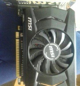 msi Nvidia gt 740 2gb gddr5 128 bit