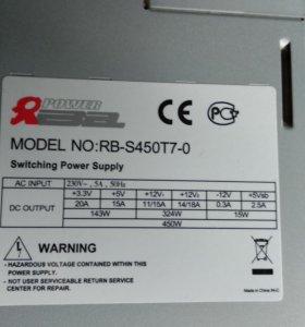 IN WIN Rebel RB-S450T7-0 450W