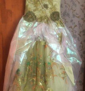 Платье вечернее для девочки