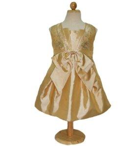 Нарядное платье р. 9 (134) ViDay