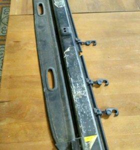 Шторки багажника для киа спортейдж 2