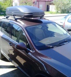 Автобокс Магнум 390, Черный карбон