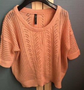 Тонкий свитер s