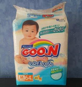 Подгузники гуны Goon