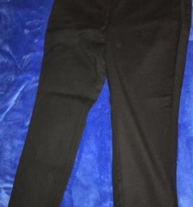 Черные классические брюки 52 р