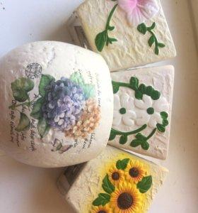 Горшки для цветов керамика