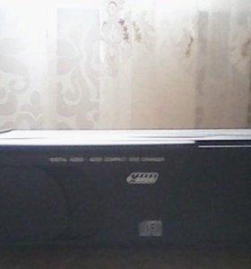 CD чейнджер для БИД Ф3 BYD F3.