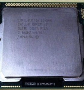 Процессор Intel I3-540 (3.06гГц)