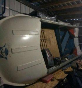 Алюминиевая лодка Романтика