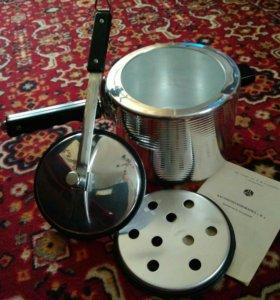 Кастрюля - скороварка 6 литров