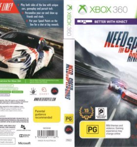 NEED FOR SPEED RIVALS(на русском )