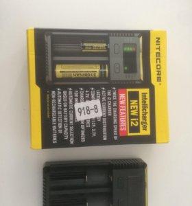 Зарядное устройство для аккумуляторов Nitecore