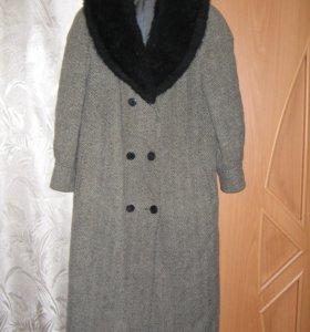 Пальто женское зимнее 48-50
