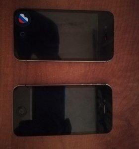 Продам 2 IPhone 4S