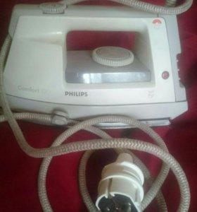Утюг Philips Comfort 100, Б /у