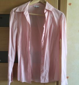 Розовая рубашка, торг возможен