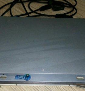 DVD плеер LG DGK588XB