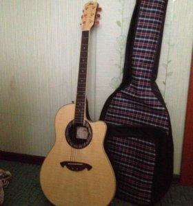 Электроакустическая гитара Fina FR-82CEQ
