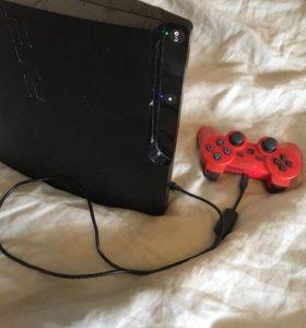 PS 3 Slim 300 Gb