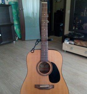Акустическая гитара Дредноут Flight D-200 NA