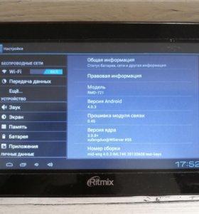 Ritmix RMD-721 планшет