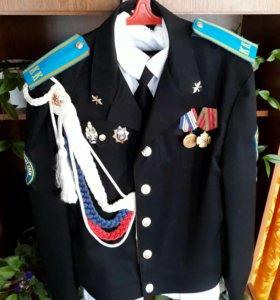 Парадная форма кадетского училищя