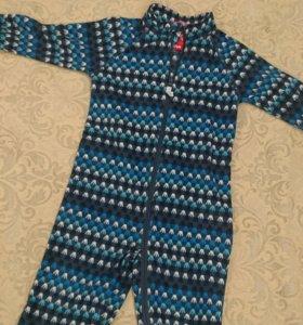 Флисовый комбинизон под верхнюю одежду Reima