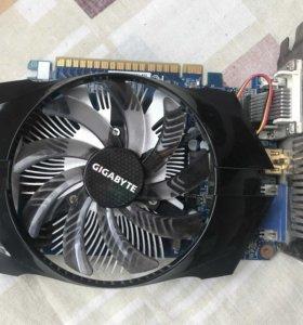 Видеокарта gtx 650 1 gb