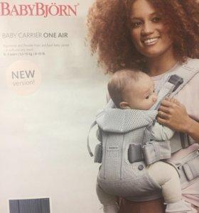 Baby bjorn baby carrier one air кенгуру