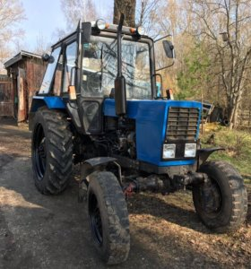 Трактор МТЗ-82 «Беларус» 2004 г.в.