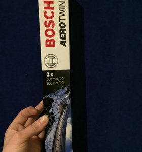 Дворники Bosch AR500S
