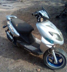 скутер 80 сс