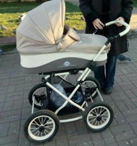 Детская коляска 2в1 Baronessa NEW
