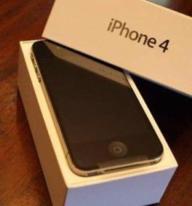 Оригинальный Apple iPhone 4 новый гарантия