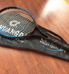 Ракетка для большого тенниса (с чехлами )