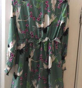 Новое платье, с этикетками